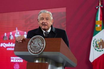 Celebra AMLO reforma a sistema de pensiones