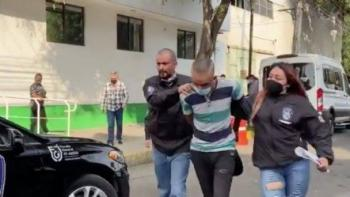 Detienen a presunto violador serial en Azcapotzalco