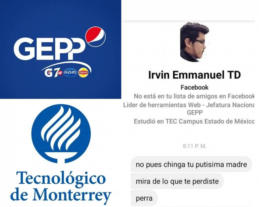 Denuncian por presunta violencia de género a líder de desarrollo web de Pepsi Co