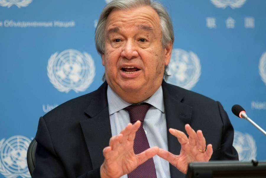"""La ONU advierte sobre el  """"nacionalismo de la vacunación"""""""