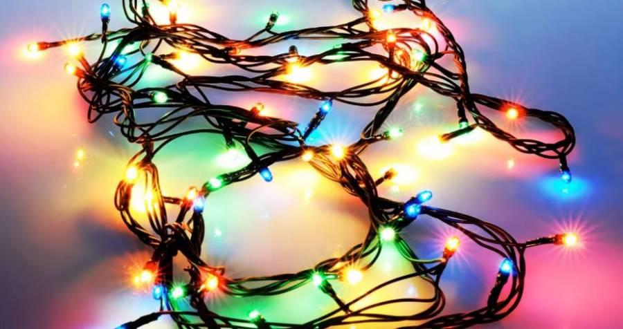Temporada navideña incrementa gasto en electricidad y riesgo de accidentes
