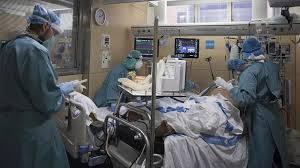 Reportan 60% de ocupación hospitalaria en CDMX
