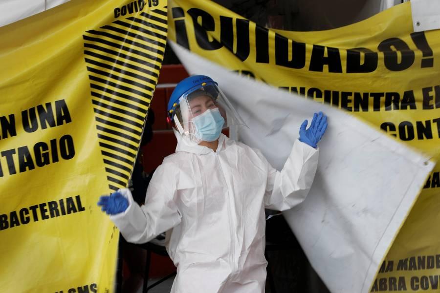 Prevén segunda ola de  contagios en México y Brasil