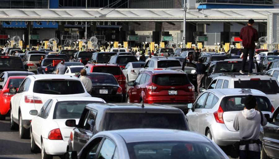 EEUU extiende restricciones en las fronteras de México y Canadá hasta el 21 de enero