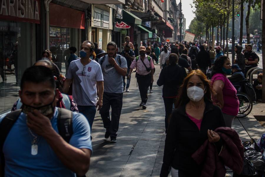 GobCDMX anuncia restricción de horarios en comercios y cierre de calles en el Centro Histórico