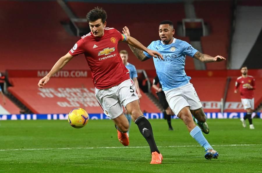 United y City no se hacen daño en el derbi de Manchester