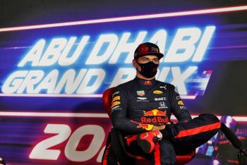 Verstappen saldrá primero en el GP de Abu Dhabi;