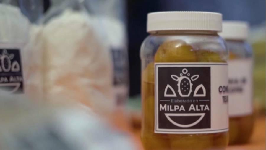 Milpa Alta alista marca colectiva para impulsar economía de la región