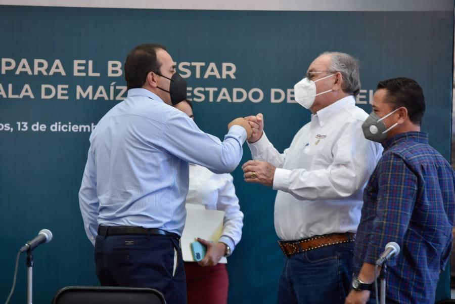 Inician programa Fertilizantes para el Bienestar en Morelos