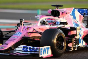"""""""Checo"""" Pérez abandona el GP de Abu Dhabi, y se despide de Racing Point"""