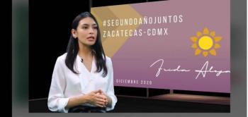 Cámara de Diputados requiere Reforma Democrática para evitar la sobrerepresentación: Frida Esparza