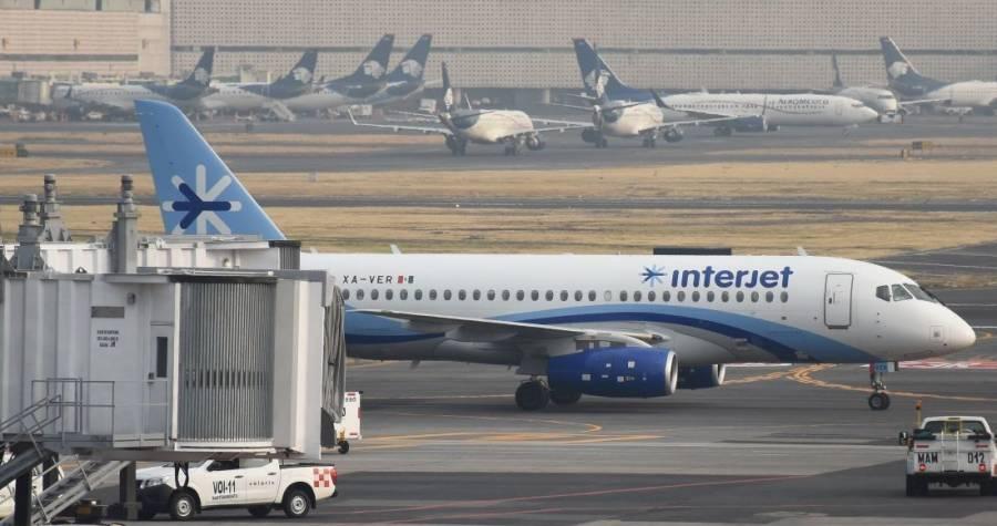 Ordena IATA suspender emisión de boletos en nombre de Interjet