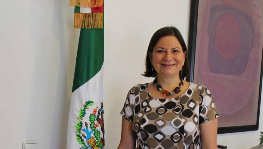 Anuncia Martha Bárcena su retiro del Servicio Exterior