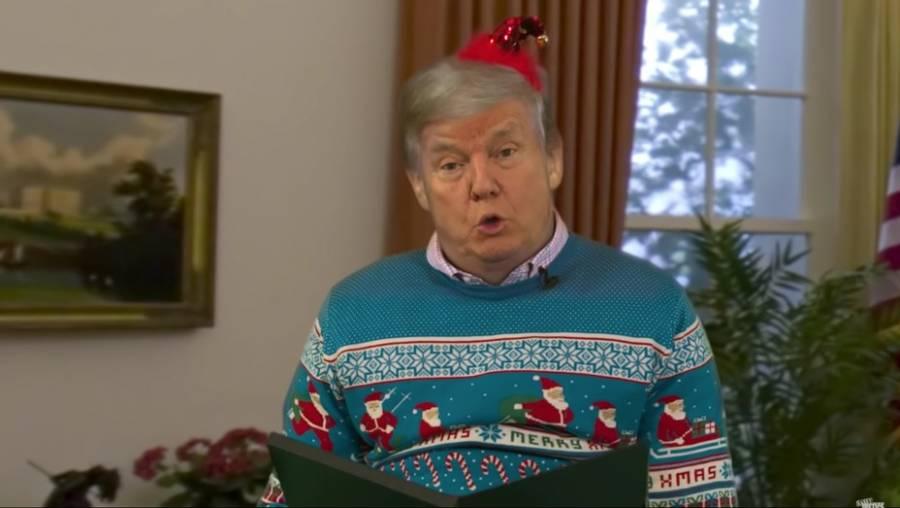 Video: Creadores de South Park se burlan de Trump con parodia navideña