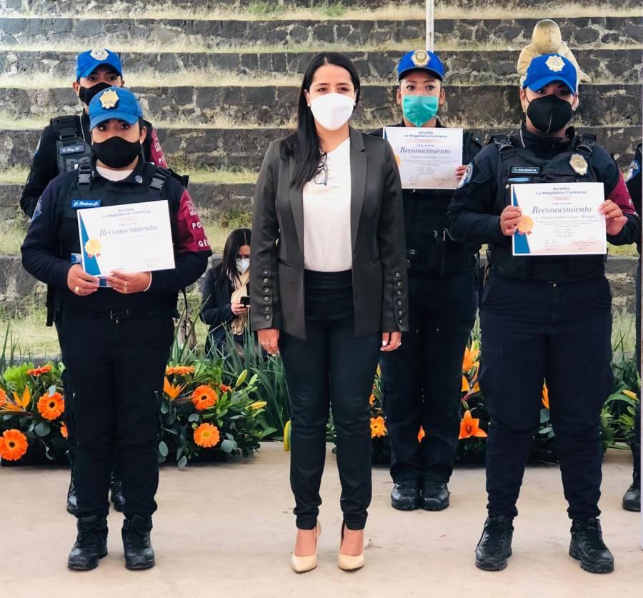 ARRANCA NUEVA POLICÍA DE GÉNERO