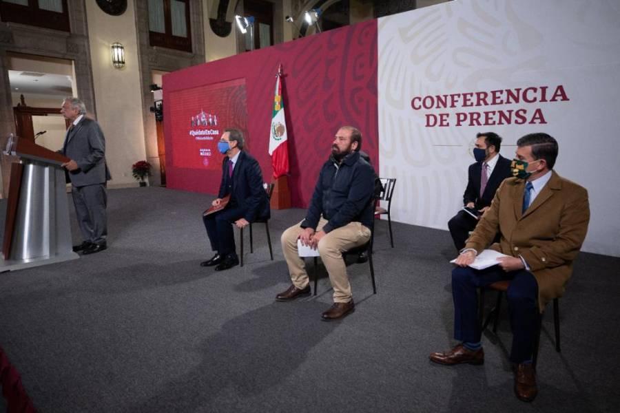 Desde presidencia se coordinará buen trato y apoyo para retorno de connacionales