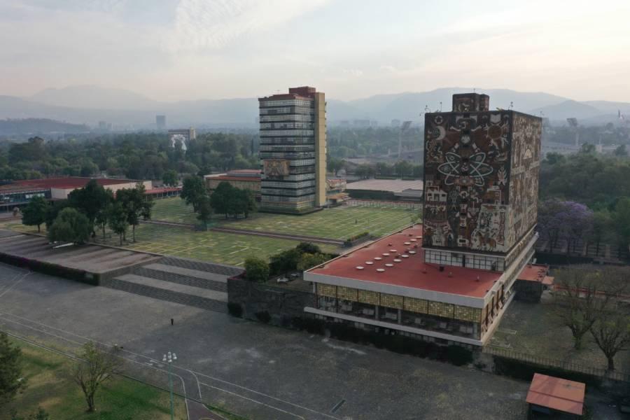Sin doblegarse ante la pandemia, la UNAM cierra el año con tesón