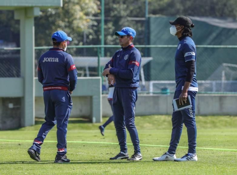 Cruz Azul confirma cuerpo técnico interino para la Concachampions