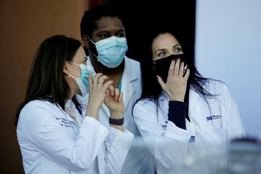 OMS: Hasta 1,800 millones de personal  sanitario en riesgo de contraer Covid