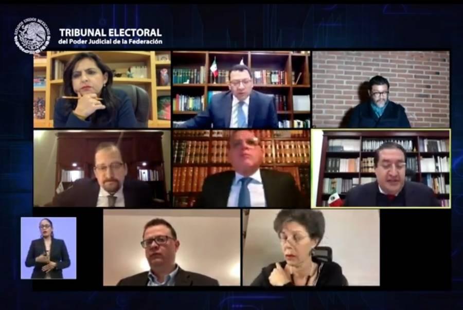 Revoca TEPJF medidas cautelares del INE contra el Ejecutivo