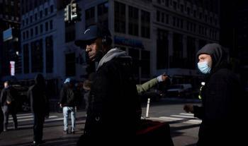 """Advierte Nueva York que puede necesitar otro """"cierre total"""" por coronavirus"""