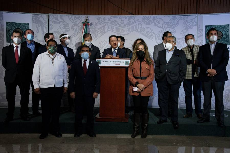 Diputados aplazan discusión de reforma a la Ley de Banxico