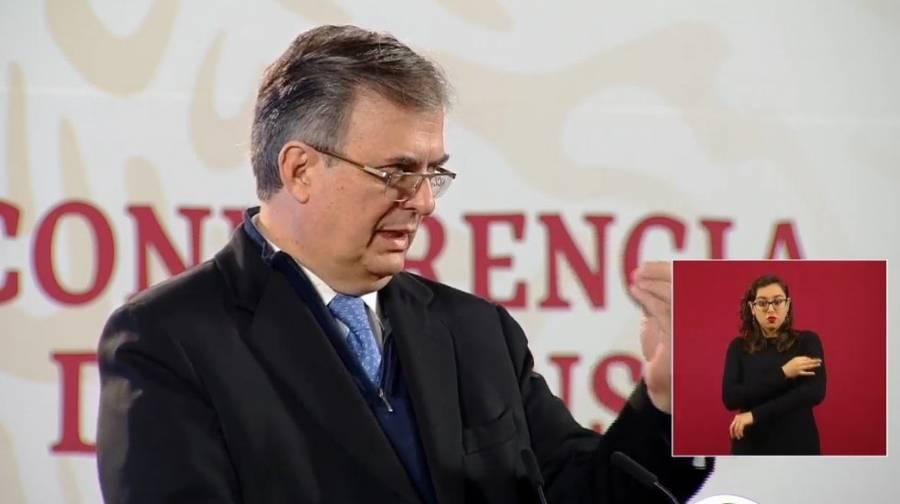 México hizo acuerdos de precompra de vacuna COVID-19 a partir de agosto, indica Ebrard