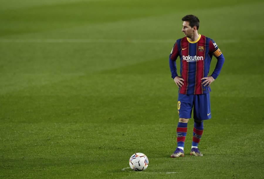 El salario de Messi en el Barca es 'insostenible': Emili Rousaud