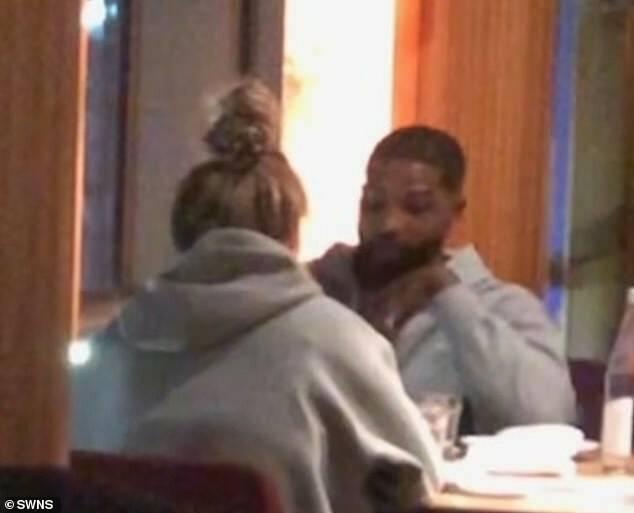 ¿Quién es la mujer que fue vista con Tristan Thompson, pareja de Khloé Kardashian?