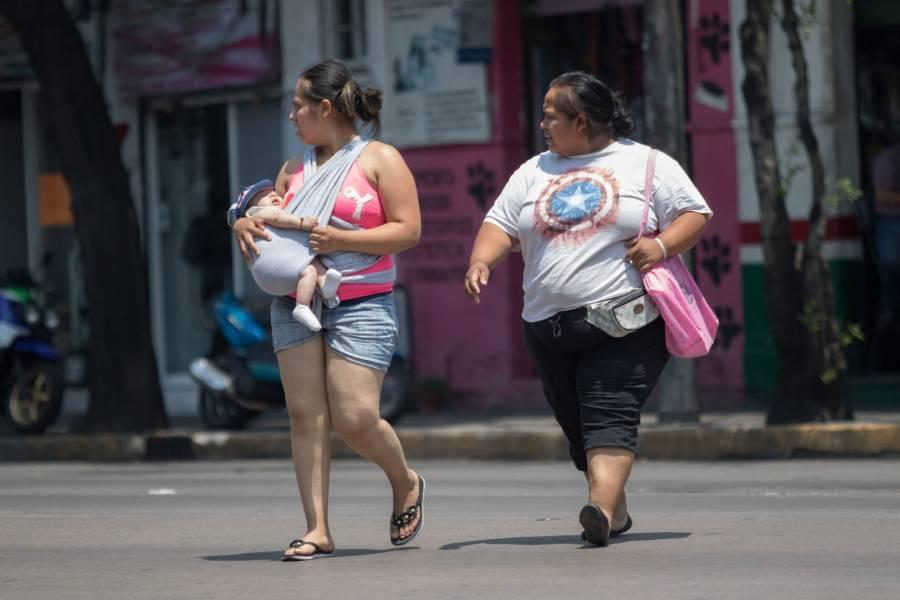 """""""Obesidad y sobrepeso son aliados de la pandemia"""""""
