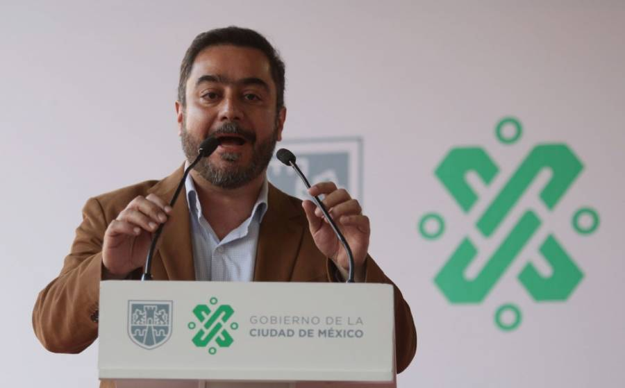 Vidal Llerenas, alcalde de Azcapotzalco, da positivo a Covid