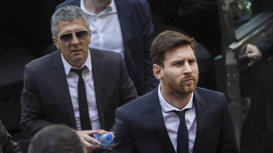 Padre de Messi desmiente contactos con Qatar para el fichaje de Lionel con el PSG