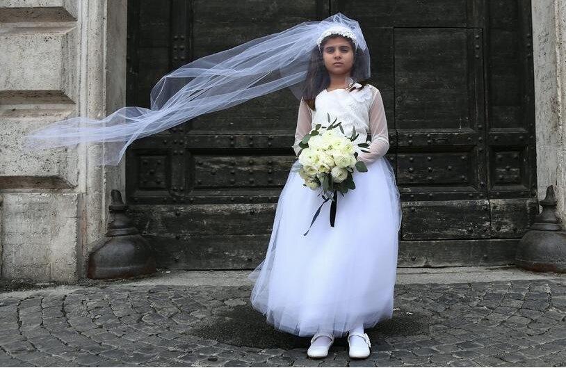 Aumentan matrimonios arreglados  Por la pandemia: ONU
