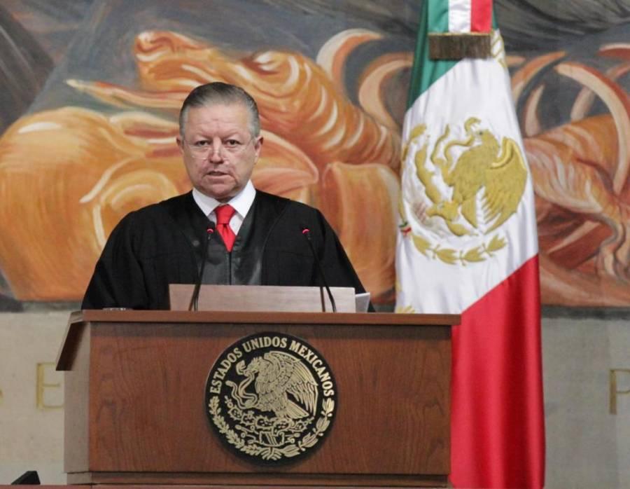 Pandemia no detuvo justicia: ministro presidente