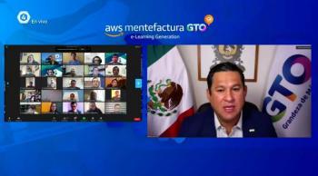 Guanajuato y AWS capacitará a más de 2 mil 500 jóvenes y docentes en tecnologías emergentes