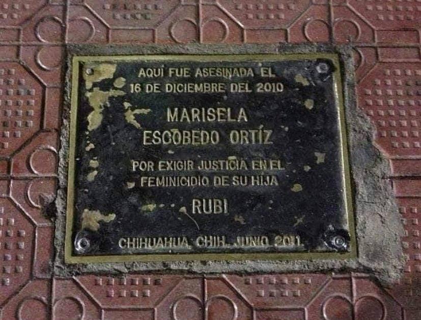 A diez años del asesinato de Marisela Escobedo, aún hay pendientes