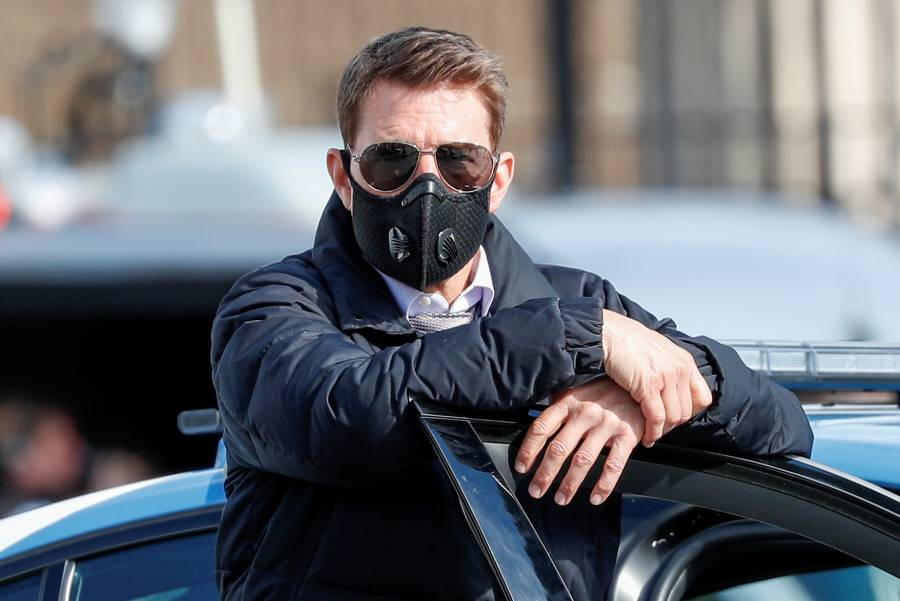 """Tom Cruise explota contra el equipo de """"Misión: Imposible"""" por violar protocolos de COVID"""