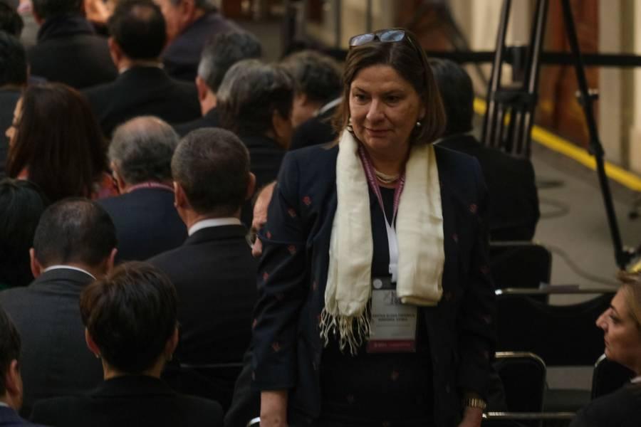 México reconocerá a Martha Bárcena como embajadora eminente, anuncia AMLO