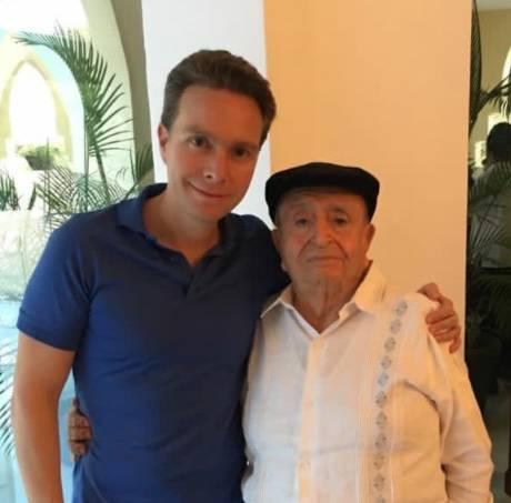 Muere Fernando Coello Pedrero, abuelo del senador Manuel Velasco