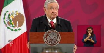 Hay quienes no entienden nueva realidad del país, dice AMLO respecto a Senador Samuel García