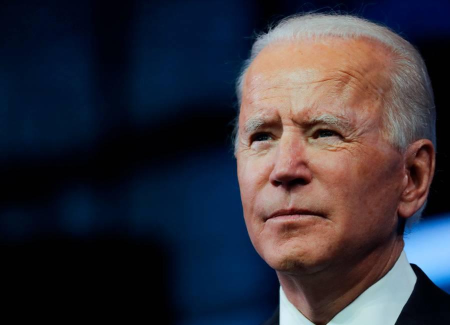 Equipo de Biden pide a la población no asistir a toma de posesión
