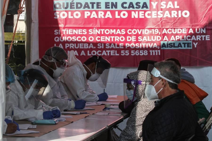 """""""Médicos y enfermeras están cansados"""": Zoé Robledo"""