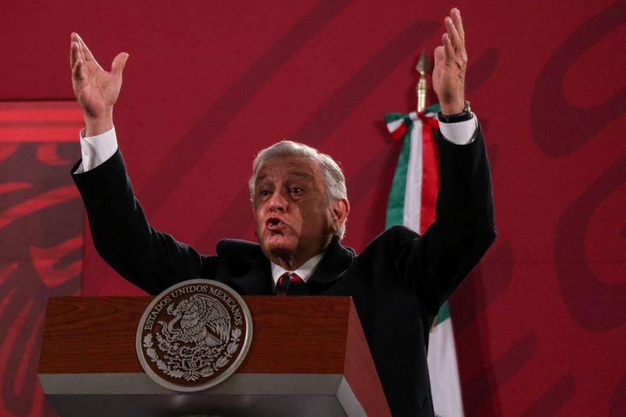 Banxico debe ayudar al crecimiento, solo se ocupan de la inflación y los financieros: AMLO