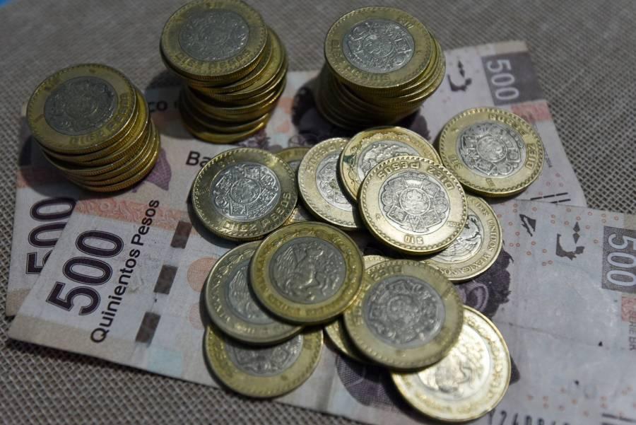 Peso mexicano avanza por estímulo en EE.UU.