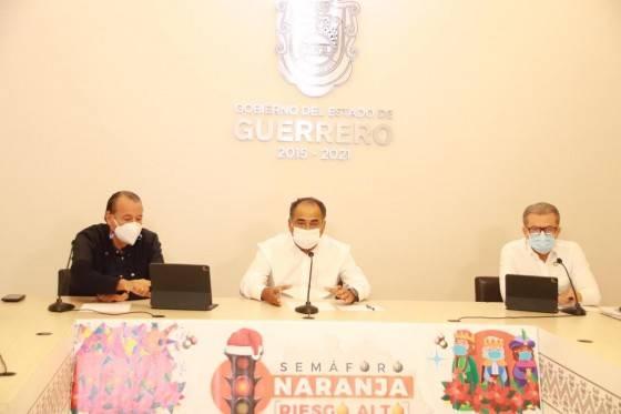 Se prepara Guerrero para recibir al turismo en medio de Covid: Astudillo