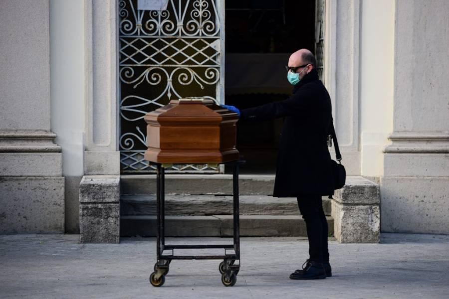 Perdió Europa más de medio millón de vidas a causa del Covid19