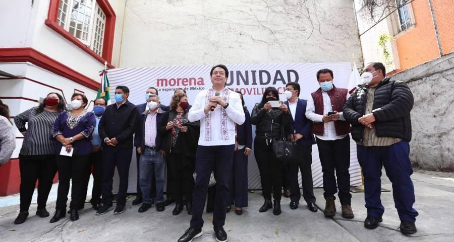 Aplicará Morena dos encuestas para elegir candidato a gubernatura de Guerrero