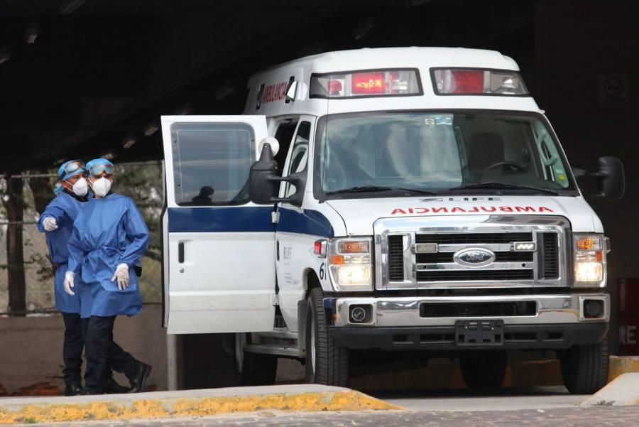Cuerpo médico de la CDMX, agotado por contingencia sanitaria