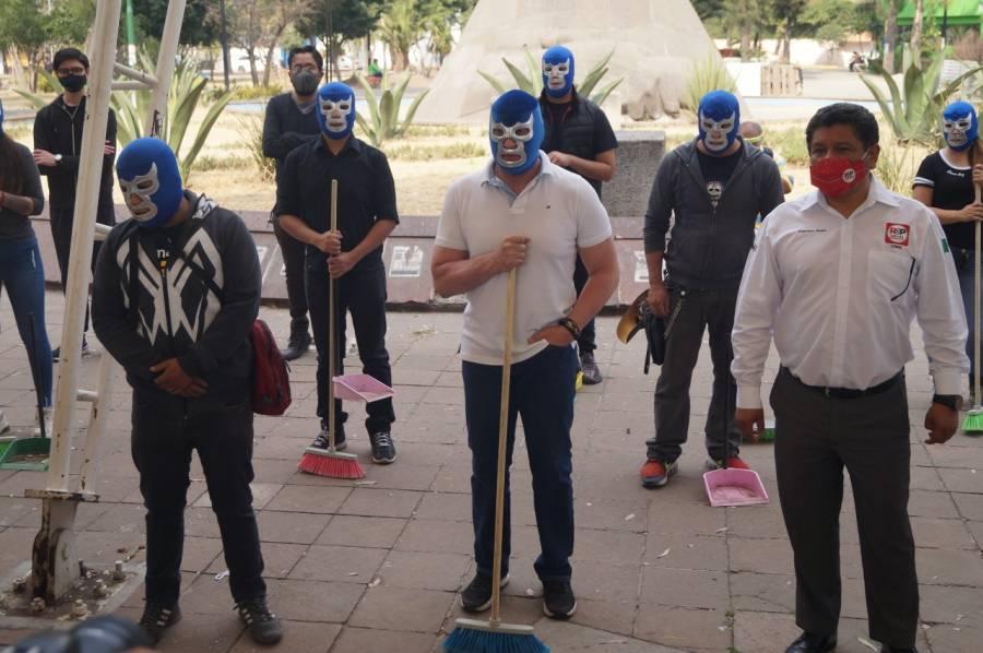 RSP y Blue Demon van por participación ciudadana en la GAM