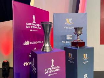 Barca-Real Sociedad y Real Madrid-Athletic Bilbao disputarán la Supercopa de España